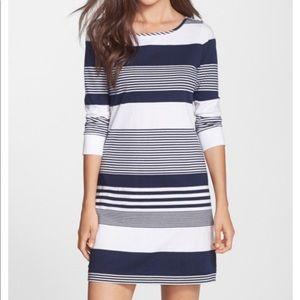 Lilly Pulitzer Marlowe Striped Dress XL